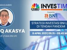 Live Now! Yuk Intip Strategi Investasi di BNI Investime Week