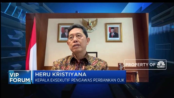 Godok Aturan Bank Digital, OJK  Perkuat Tata Kelola Perbankan (CNBC Indonesia TV)