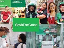 Grab Gelontorkan Rp 3,9 T untuk GrabForGood