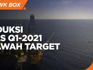 Investasi Terhambat, Produksi Migas Q1-2021 di Bawah Target