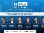 Bersiap! OJK & Bankir Top Bakal Buka-bukaan Soal Bank Digital