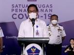 Ada Tren Kurang Baik Corona Pekan Ini di RI, Banten 'Meledak'