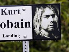 Gokil, 6 Helai Rambut Kurt Cobain Terjual Lebih Rp 200 Juta!