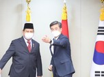Aksi Prabowo: Disebut Pentagon, Disambut Korsel
