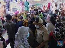 Vaksinasi Pedagang, Tumbuhkan Rasa Aman Belanja di Pasar