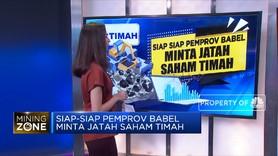 Pemprov Bangka Belitung Minta Jatah Saham PT Timah