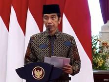 Resmi! Jokowi Bentuk Satgas Penagih Aset BLBI Rp 108 T