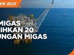 SKK Migas Bakal Bersihkan 20 Anjungan Migas yang 'Nganggur
