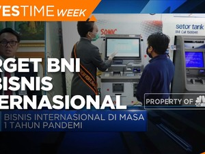Trade & Investment Center, Target BNI di Bisnis Internasional