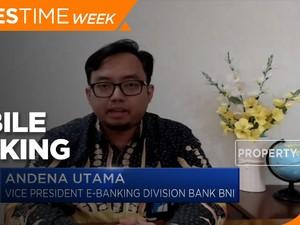 Transaksi Aman Bersama BNI Mobile Banking