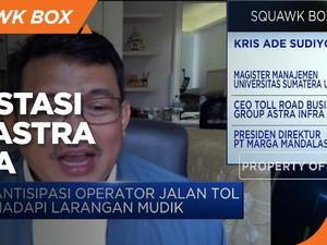 Astra Infra Buka Peluang Investasi Jalan Tol Luar Jawa