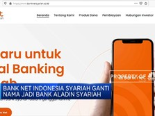 Bank Net Indonesia Syariah Ubah Nama Jadi Bank Aladin Syariah