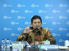 Dirut BPJS Kesehatan Dipilih Jadi Ketua Komisi Kesehatan ISSA