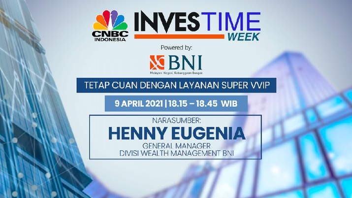 Henny Eugenia, GM Divisi Wealth Management BNI