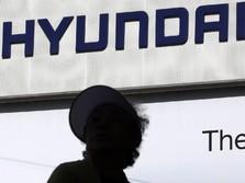 'Kiamat Chip', Hyundai Setop Produksi Pabrik di Korsel