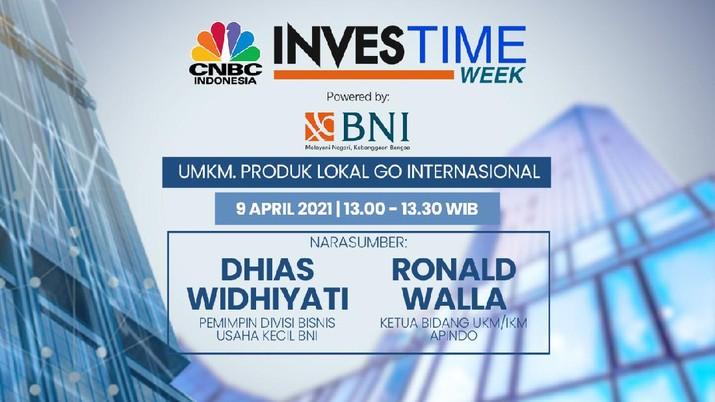 Investime Week BNI