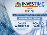 Live Now! UMKM Go Internasional di BNI Investime Week