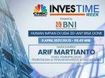 Live Now! Milenial & Hunian Impian di BNI Investime Week