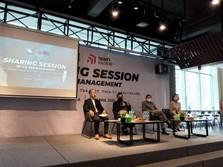 Rudy Tanoe Sulap ZBRA Jadi Perusahaan Logistik Alat Kesehatan