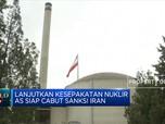 Lanjutkan Kesepakatan Nuklir AS Siap Cabut Sanksi Iran