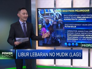 Libur Lebaran No Mudik (Lagi)