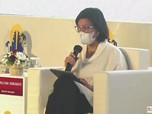 Sri Mulyani: APBN Tak Bisa Gantikan Belanja Masyarakat