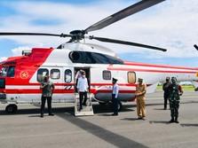 Jokowi Bareng Puan Maharani Terbang ke Jawa Timur, Ada Apa?