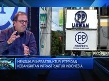 PTPP Fokus Turunkan Utang & Naikkan Pendapatan