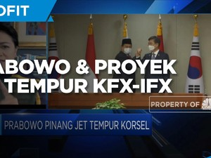 Teknologi & Pembiayaan, Tantangan Proyek Jet KFX Prabowo
