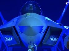 Lomba Jet Tempur: Korsel Bikin KFX, China Buat Jet Siluman