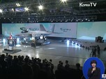 Wah! Ada Bendera Merah Putih di Badan Pesawat Jet Tempur KFX