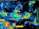 Siklon Tropis Surigae Meningkat, 9 Provinsi Ini Harap Waspada