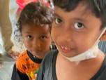 Bocah Korban Bencana NTT: Pak Jokowi, Perbaiki Rumah Saya...