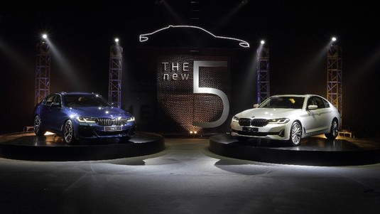 Mewah! Penampakan BMW Terbaru 520i M Sport & 530i Opulence