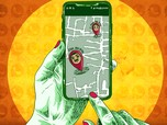 Bunda, Ini Cara Cek Lokasi Suami Lewat WhatsApp