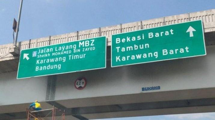 Jalan Layang MBZ. Ist