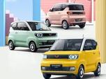 Wuling Luncurkan Mobil Listrik Mungil, Harga Rp 80 Jutaan
