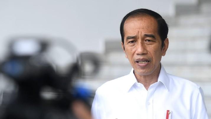 Presiden instruksikan jajaran segera lakukan langkah tanggap darurat. (Dok: Biro Pers Sekretariat Presiden)