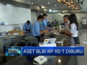 Aset BLBI Rp 110 T Diburu