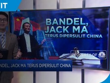 Bandel, Jack Ma Terus Dipersulit China