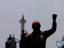 Ribuan Buruh Mau Demo di Tengah Pengusaha Pusing Bayar THR