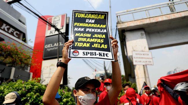 MAPB PTSP PZZA FAST DUCK Markas KFC Dikepung Karyawan, Bagaimana Pizza Hut, CFC Dkk?