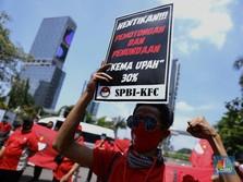 Markas 'Dikepung' Pekerjanya, KFC Ambil Langkah Tak Diduga!