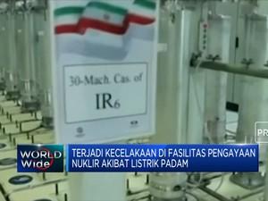 Fasilitas Nuklir Natanz, Iran Diserang Aksi Terorisme