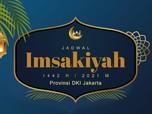 Jadwal Imsak Puasa Ramadhan Tahun 2021 & Waktu Shalat