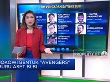 Jokowi Bentuk
