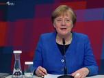 Di Hadapan Jokowi, Merkel Janji Bantu Vaksinasi Negara Miskin