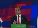 Di Depan Merkel, Jokowi Pamer RI Punya 5 Unicorn & 1 Decacorn