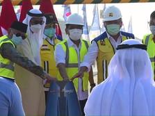 Ada Investor Arab di Tol, Saham Konstruksi BUMN Masih Merah