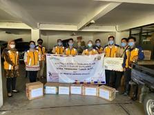 Brantas Abipraya Salurkan Bantuan Kemanusiaan Untuk NTT